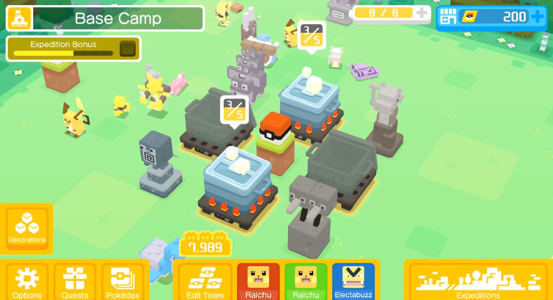 Pokemon Quest Ingredient Farming Locations - where to best