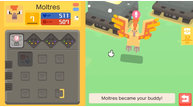 Pokemon quest legendary pokemon moltres