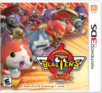 Yo kai watch blasters box cat