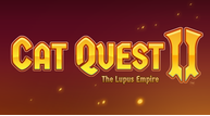 Cat quest ii logo