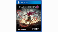 Darksiders iii ps4 box