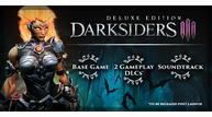 Darksiders iii steam deluxe