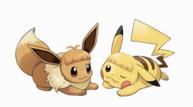 Switch pokemonletsgo pikachu eevee 2