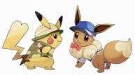 Switch pokemonletsgo pikachu eevee 3