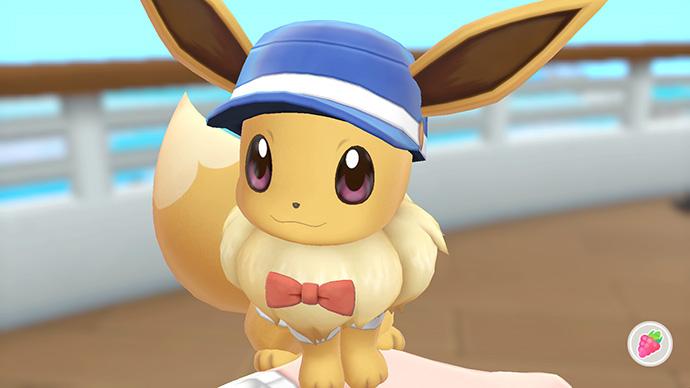 esthétique de luxe france pas cher vente meilleure qualité Pokemon: Let's Go, Pikachu! and Let's Go, Eevee! introduces ...