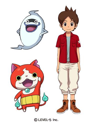 yo kai watch 4 has three worlds will be released in japan in winter
