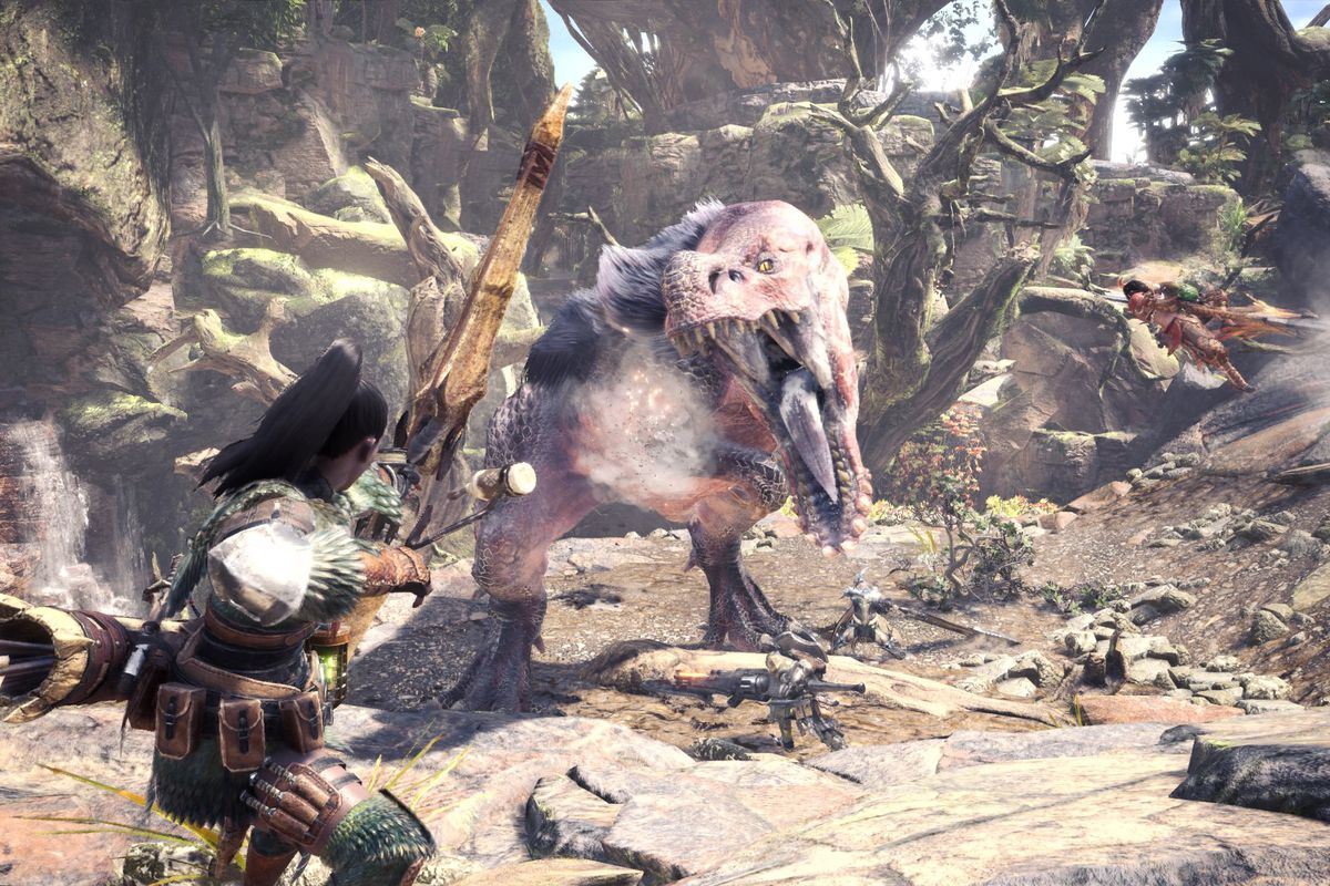 Monster Hunter World Weapons: tier list, weapon classes and