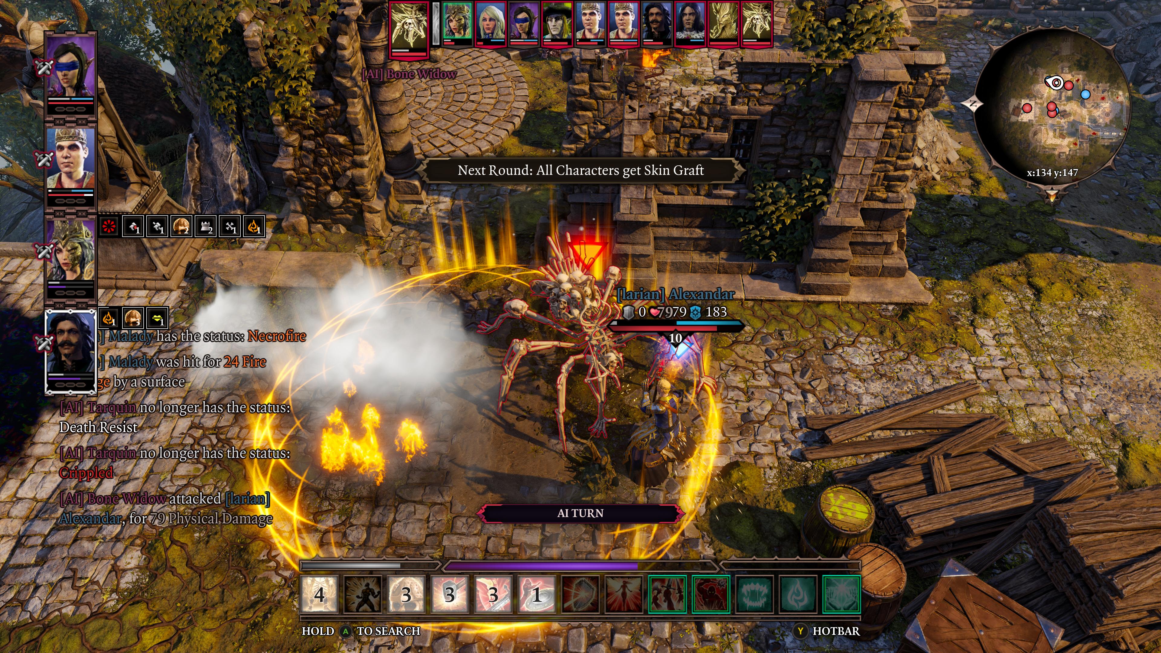 Revamped Arena Mode details for Divinity: Original Sin 2