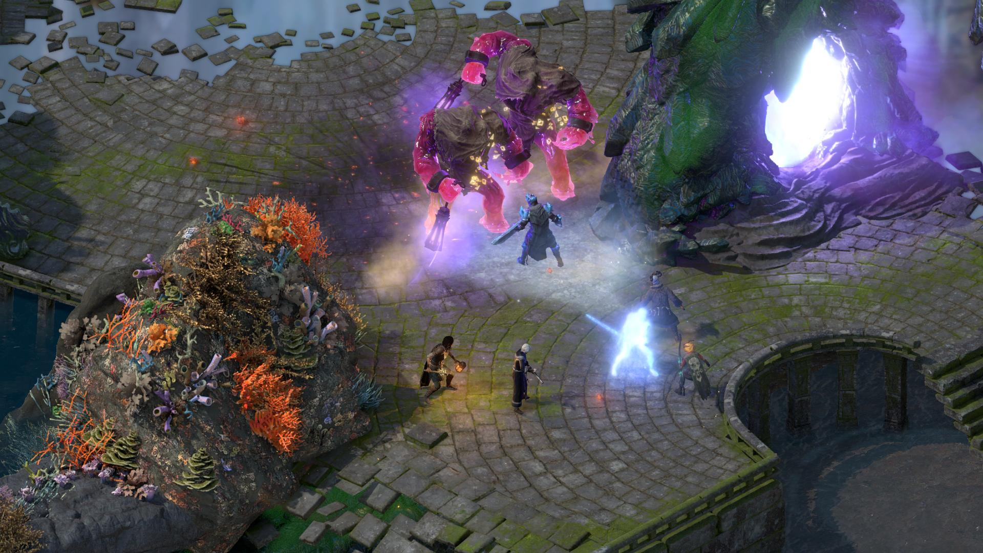 Pillars of Eternity II: Deadfire - Beast of Winter Review | RPG Site
