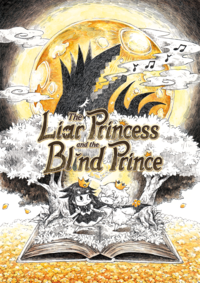 The liar princess and the blind prince keyart