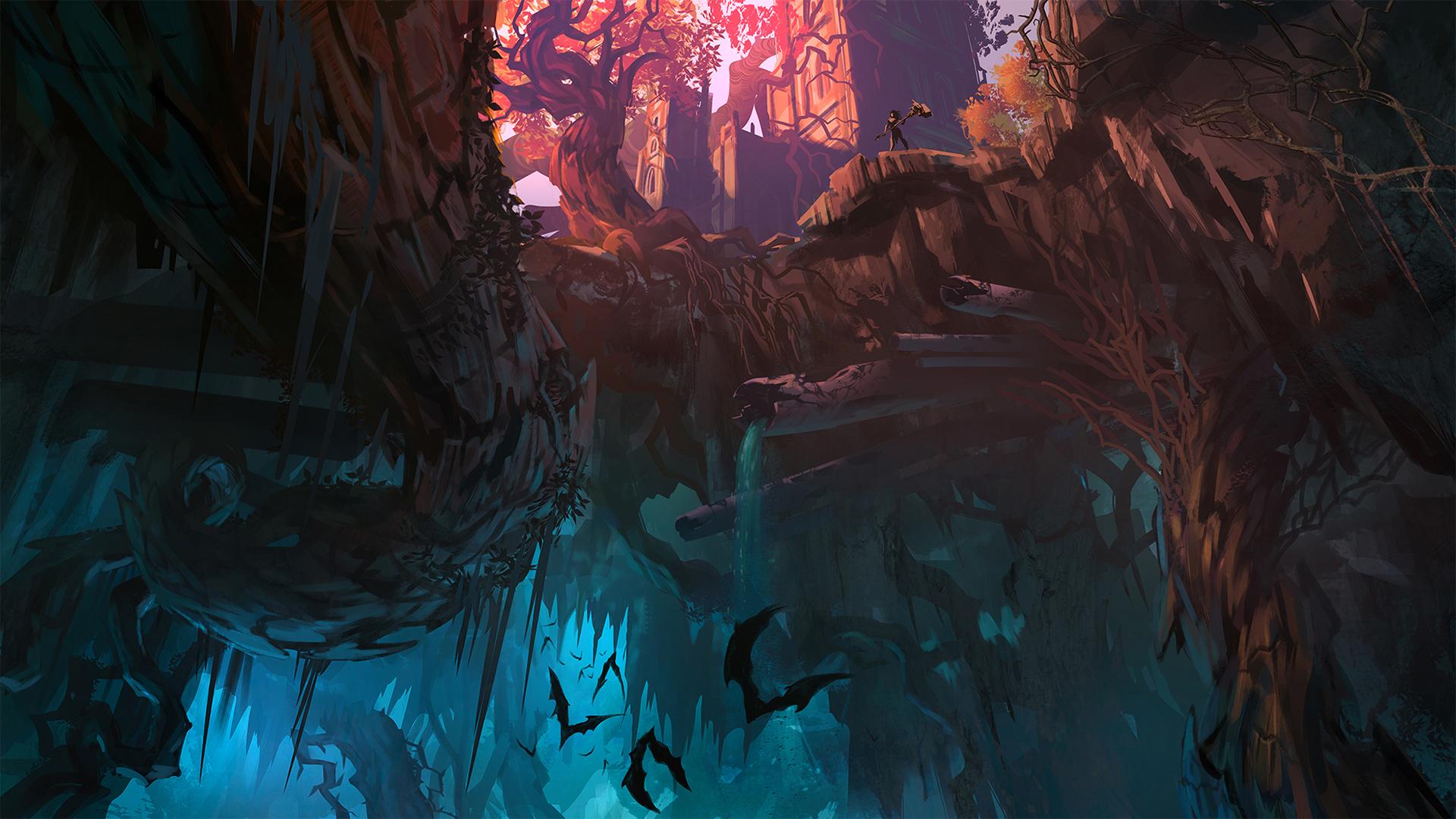 Darksiders III: Luminous Visage Locations Guide   RPG Site