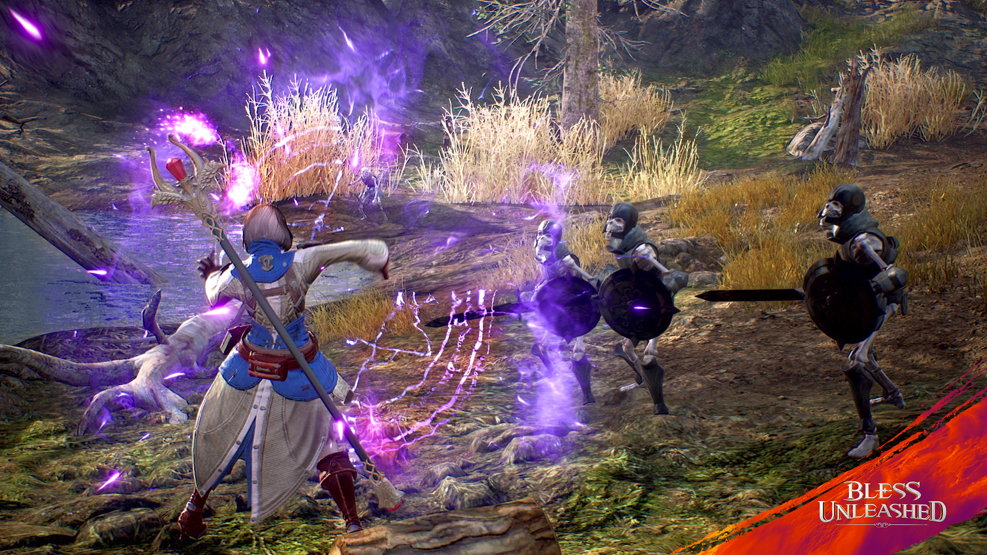 Bandai Namco announces Free-to-Play MMORPG Bless Unleashed for Xbox