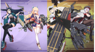 Azur lane ships cv aircraft carriers
