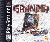 Grandia boxart