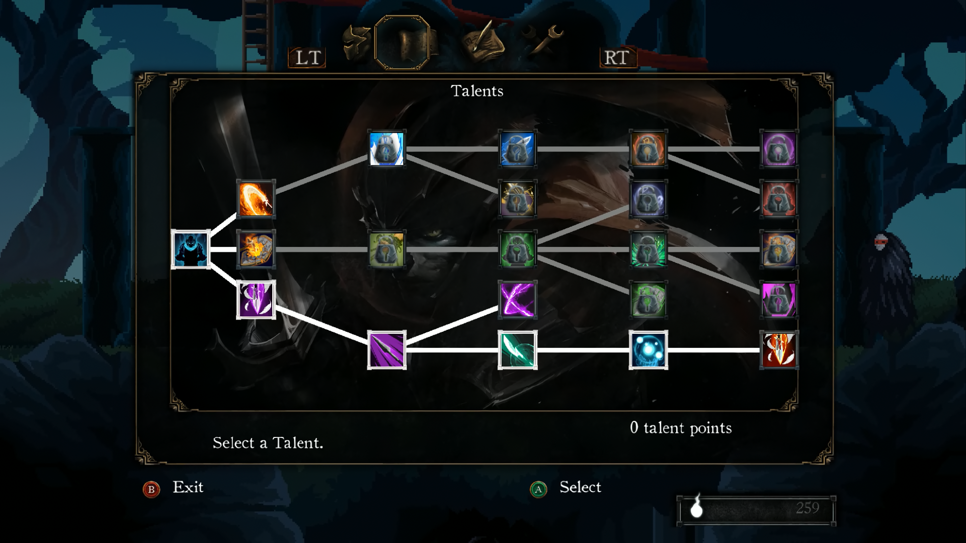 Death S Gambit Builds