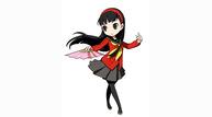 Persona q 2 new cinema labirynth yukiko