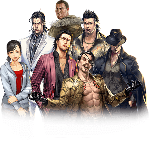 Yakuza Online Releases A New Trailer And Pre Registration