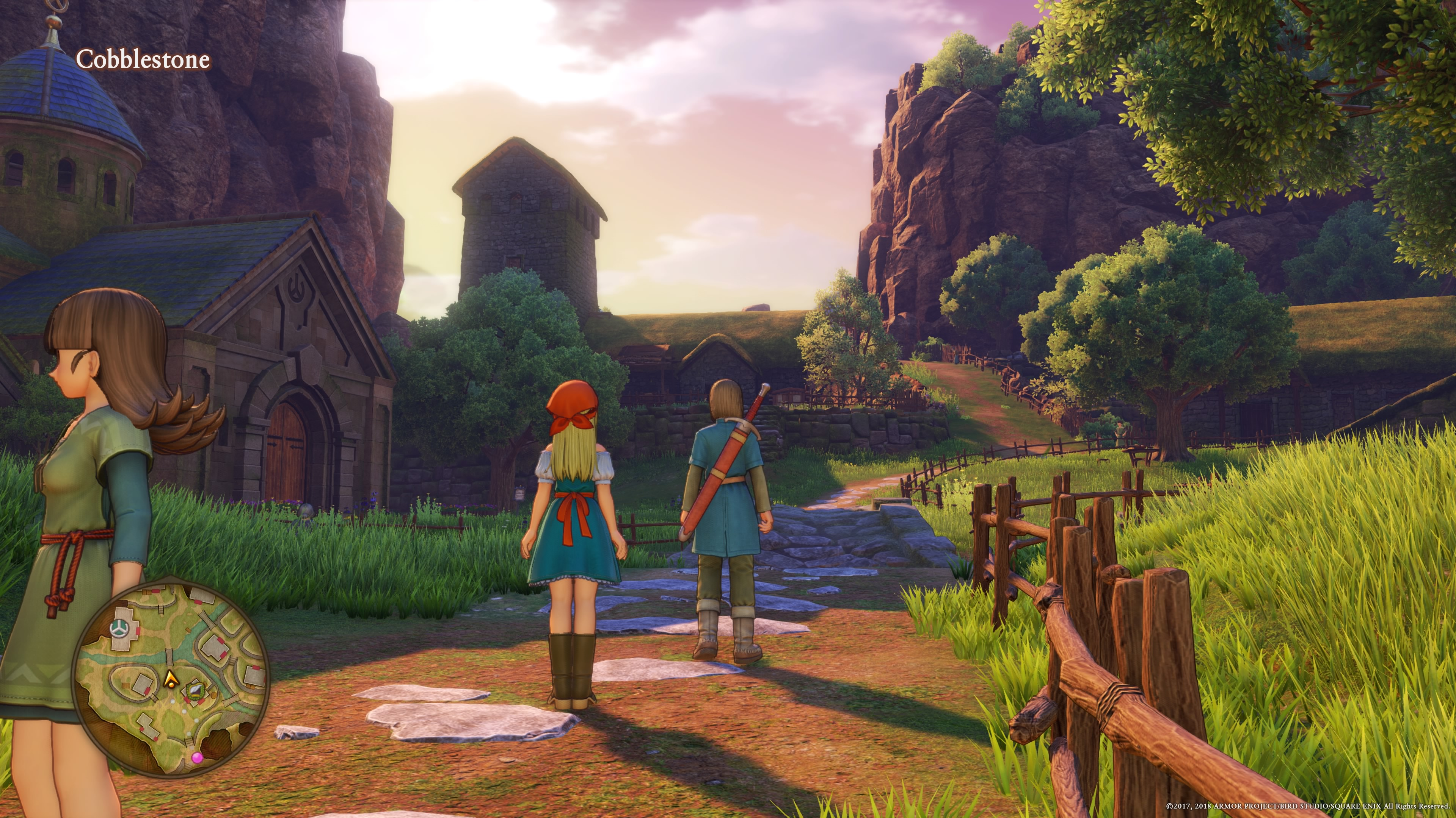 Dragon Quest XI: Echoes of an Elusive Age Review | RPG Site