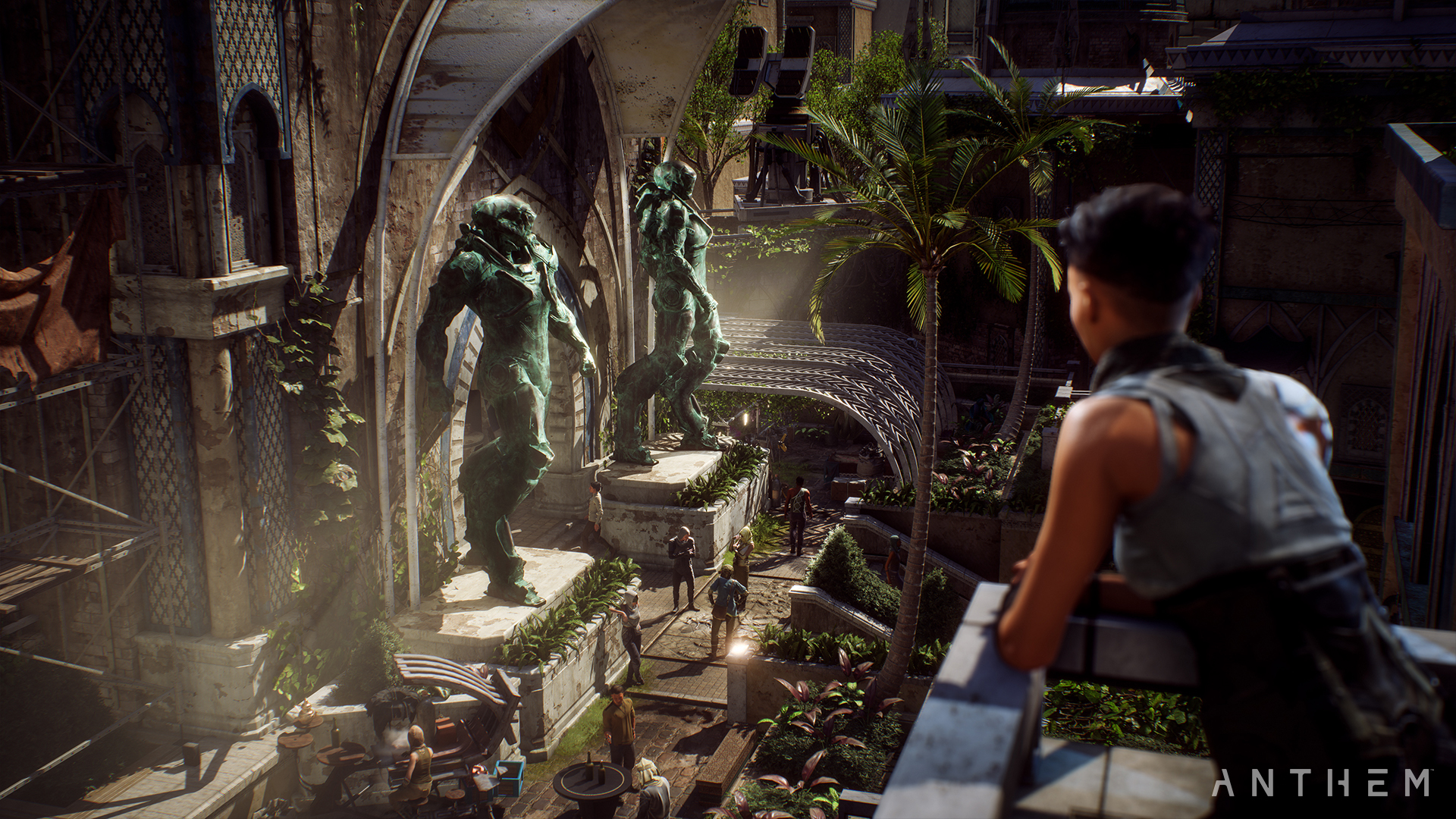 Anthem Review Rpg Site