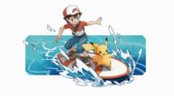 Pokemon lets go sea skim