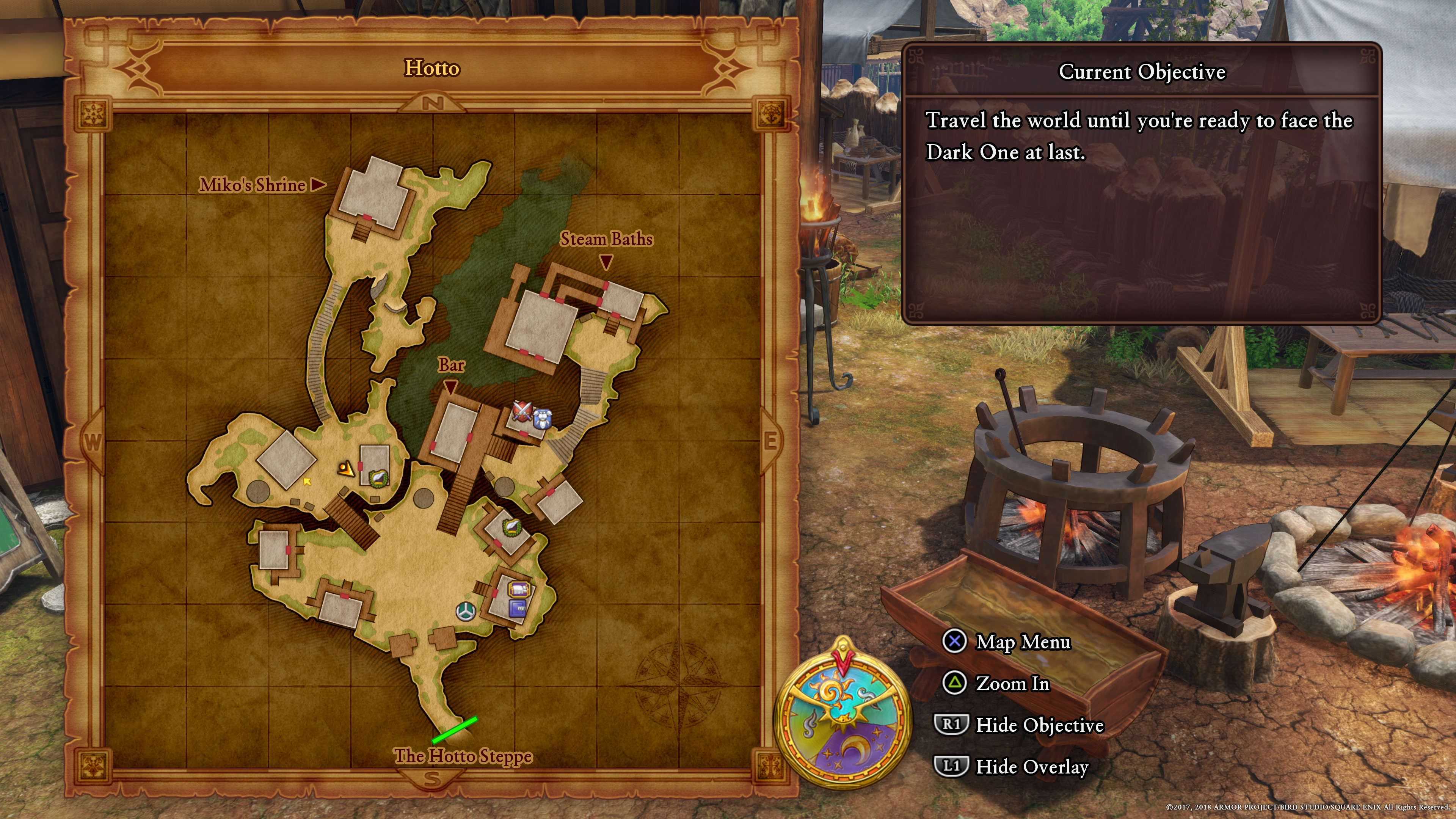 Mapa Dragon Quest 8.Dragon Quest Xi S Swordsmith Of Light Guide How To Make One