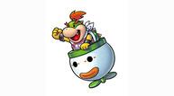 Mario luigi bowsers inside story bowser jr jr