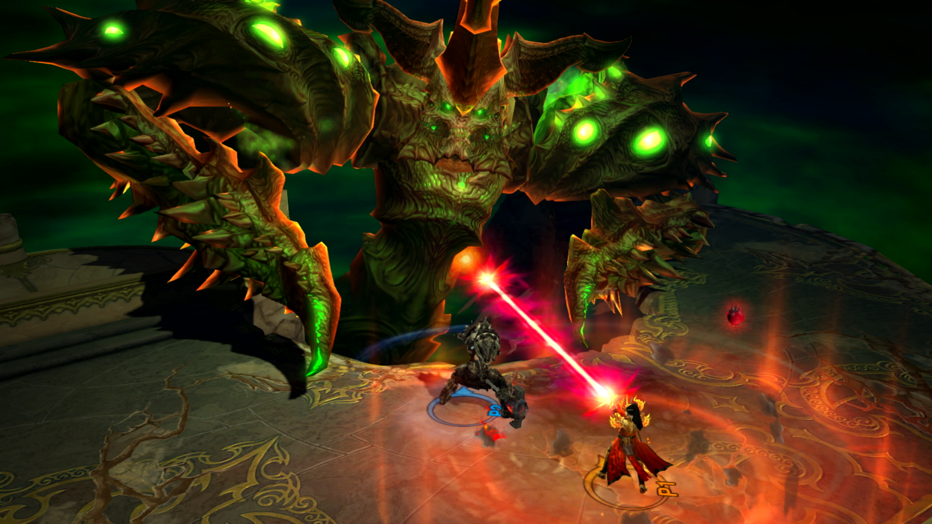 Diablo III: Eternal Collection releases on Nintendo Switch