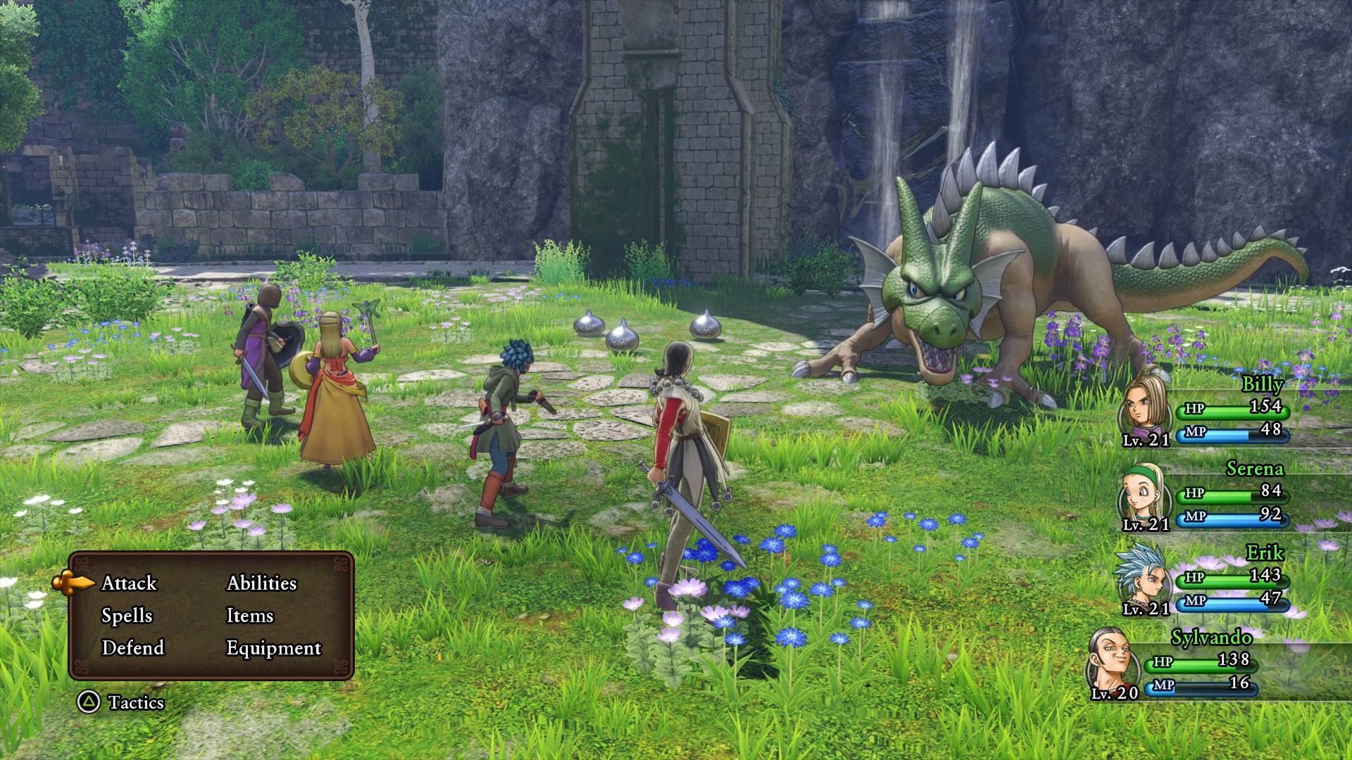 Dragon Quest Xi Best Party Guide The Best Party Builds And Setups
