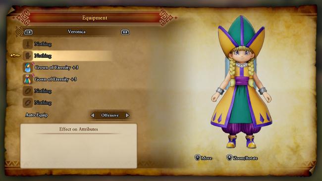 Dqxicostume Veronica Dragon Quest Dedicated Folower Of
