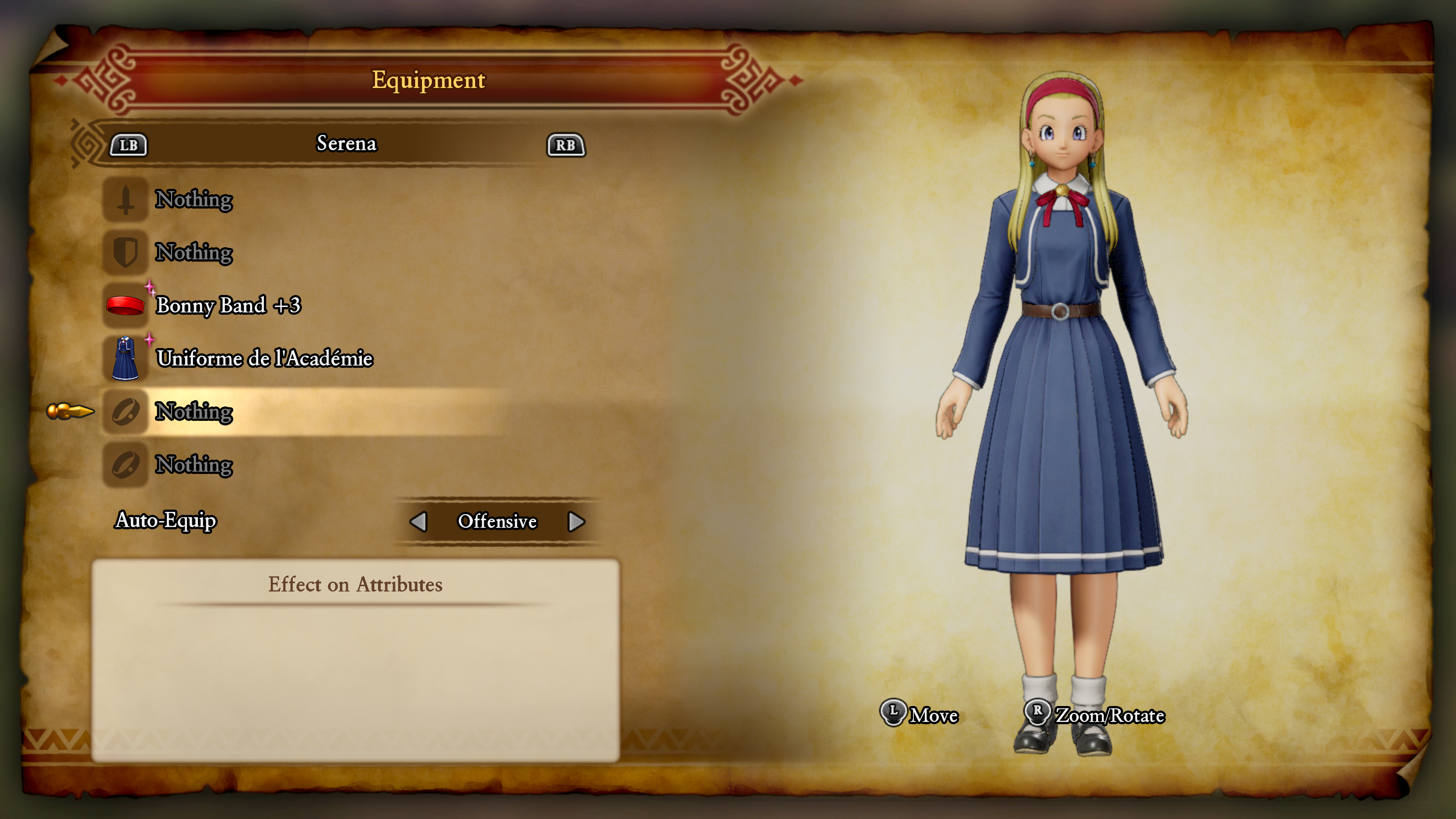 Dqxicostumes Serena Dragon Quest Dedicated Folower Of