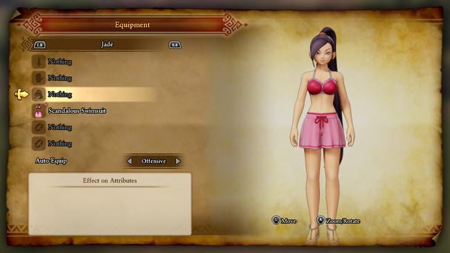 Dqxicostumes Jade Dragon Quest Dedicated Folower Of