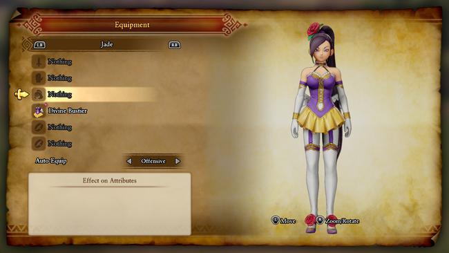 Dqxicostumes Jade Dragon Quest Xi Guide Costumes