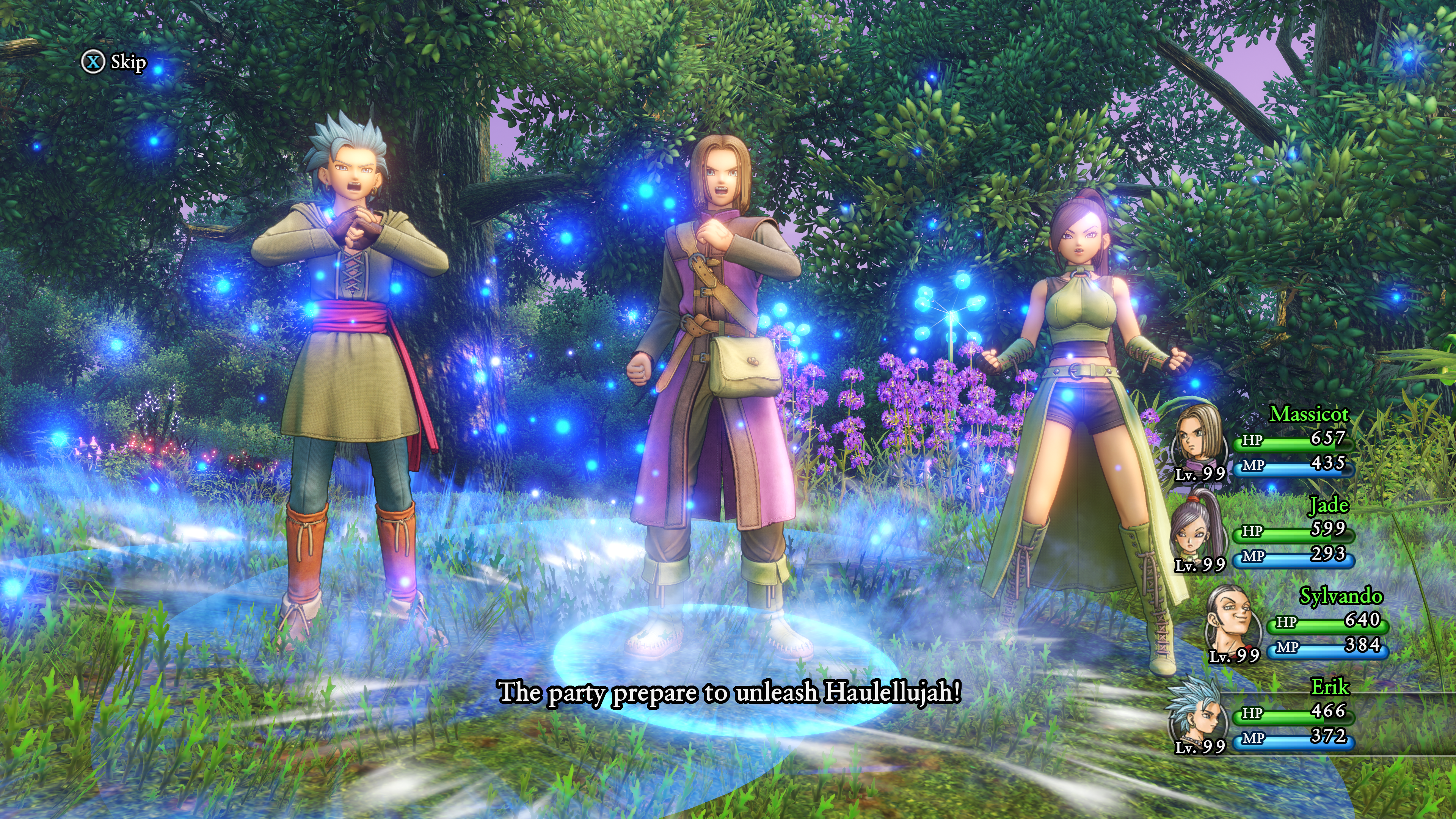 Dragon Quest XI Gold and EXP Guide: How to gain gold and experience
