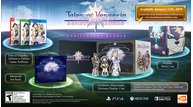 Tales of vesperia limited edition america