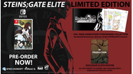 Steins gate elite 092618 limited edition 3
