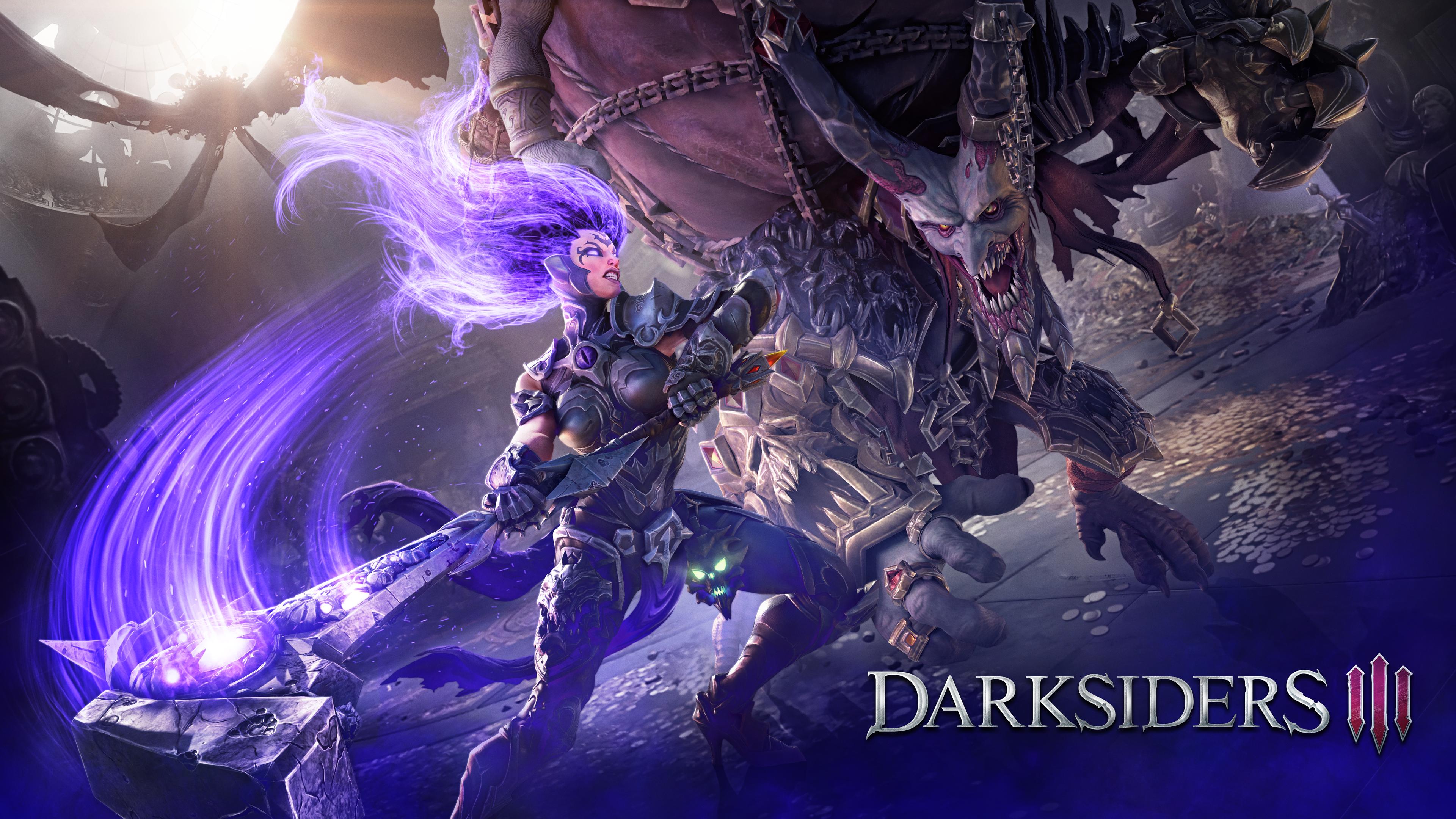 Darksiders III Enhancement Locations: every essence of