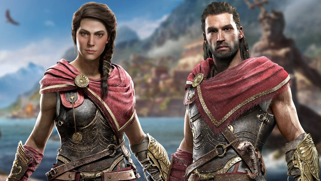 Assassin S Creed Odyssey Alexios Or Kassandra Which Should You