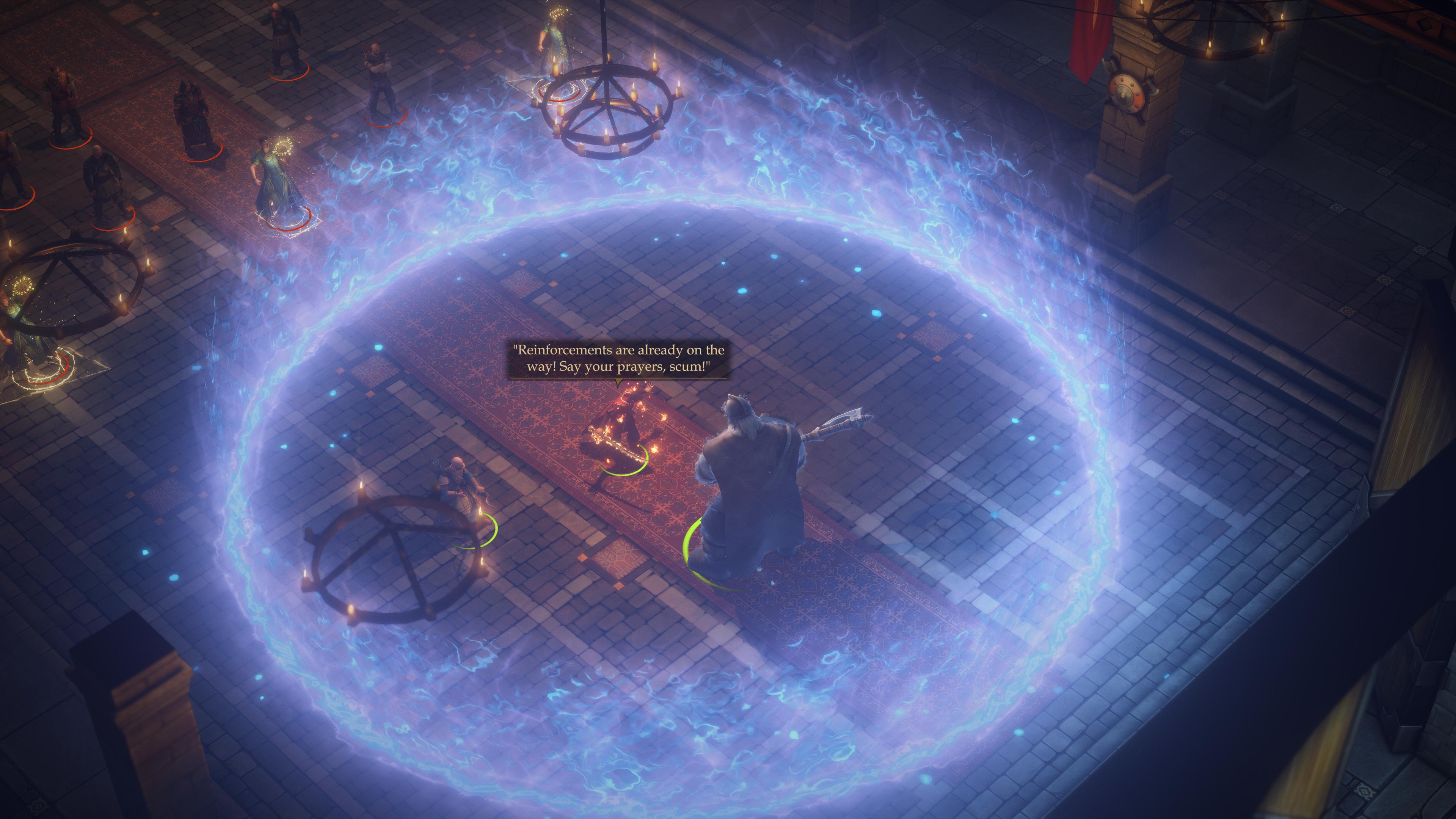 KickStarter - Pathfinder: Kingmaker Pre-DLC Thread [GO TO