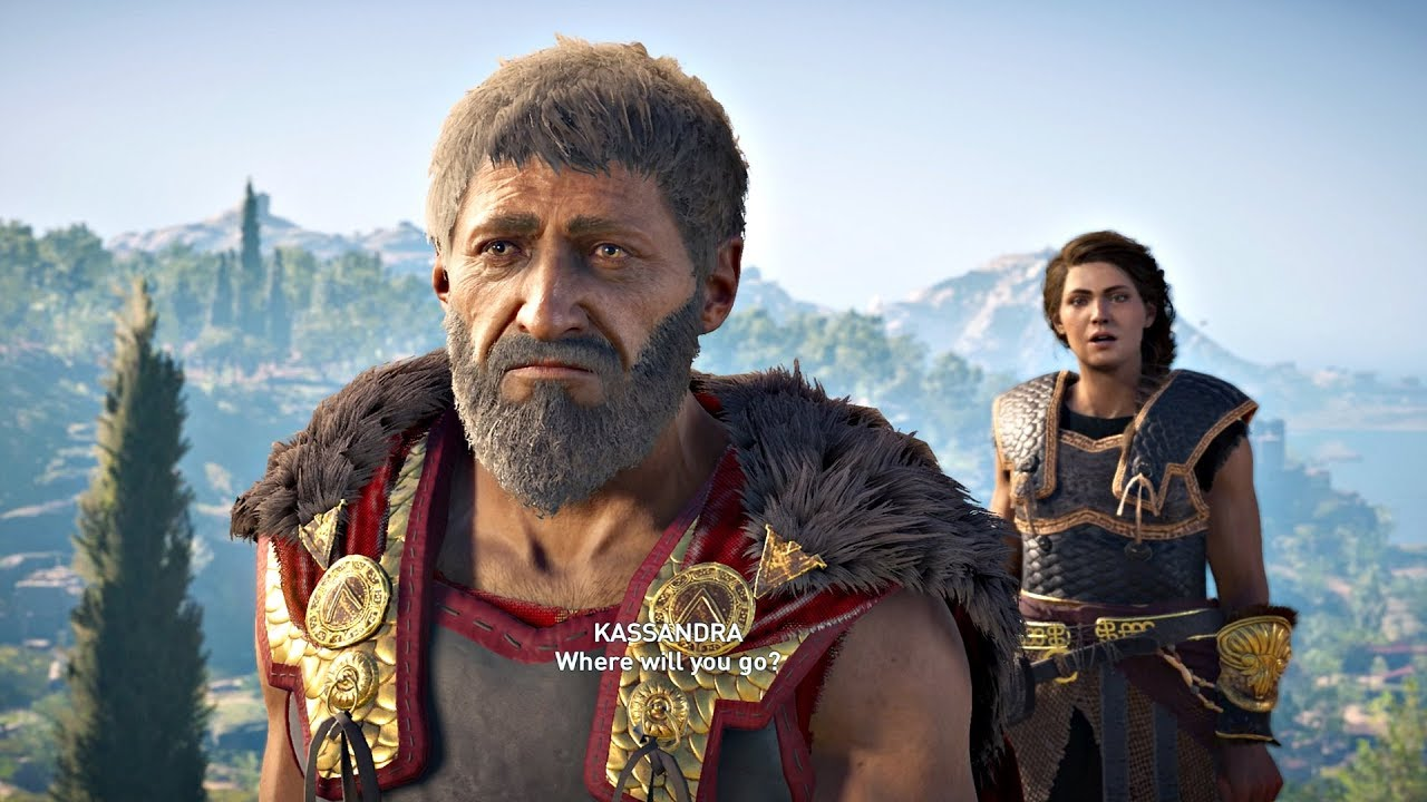 ac odyssey kill the wolf
