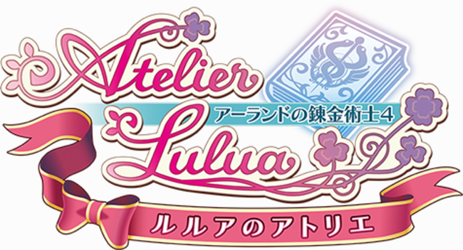 74fe6d3bd20 Gust reveals Atelier Lulua  The Scion of Arland