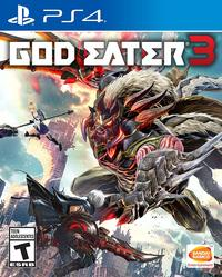 God eater 3 box art