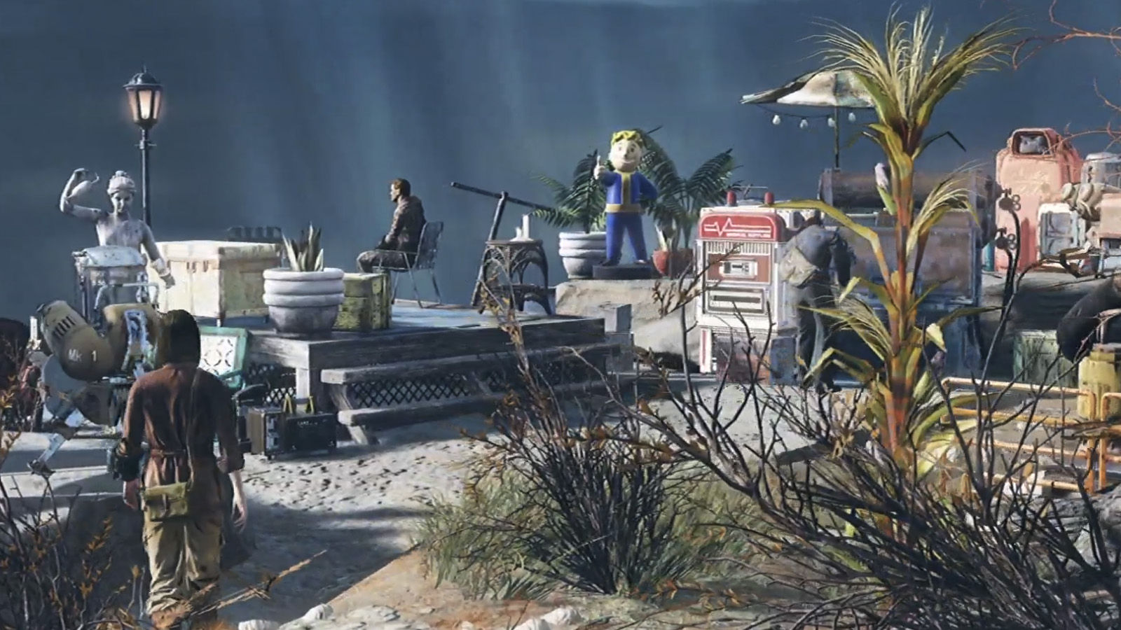 Fallout 76 Camp Guide How To Pick Up Camp What To Do If Your Camp