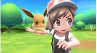 Pokemon lets go best nature pikachu eevee