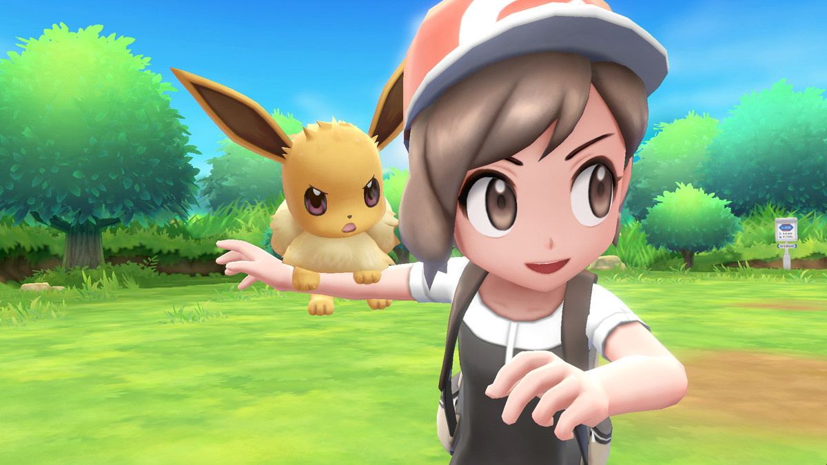 Pokemon Let's Go: the best nature for Pikachu and Eevee