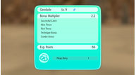 Pokemon lets go catch combo rewards