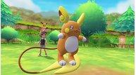 Pokemon lets go alolan raichu