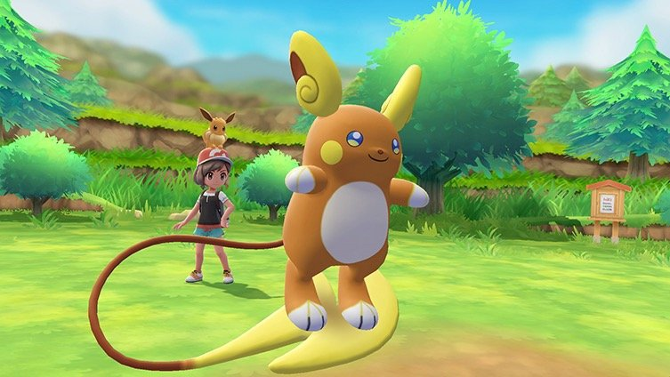 Pokemon Lets Go Alolan Forms How To Get Every Alola Form Rpg Site