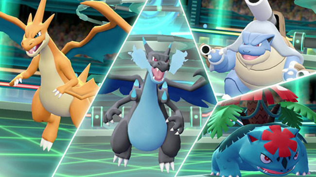 Pokemon Let's Go Mega Evolution: mega stone locations for