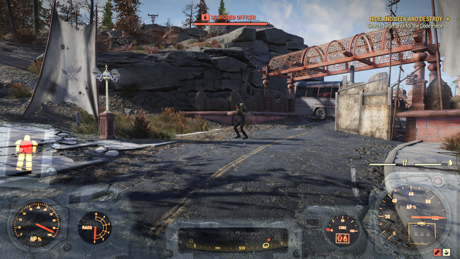 Fallout 76 Nuke Guide: how to join the Enclave, crack the
