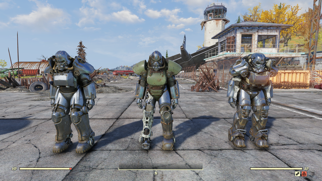 Fallout 76 Power Armor Guide: where to find all power armor and